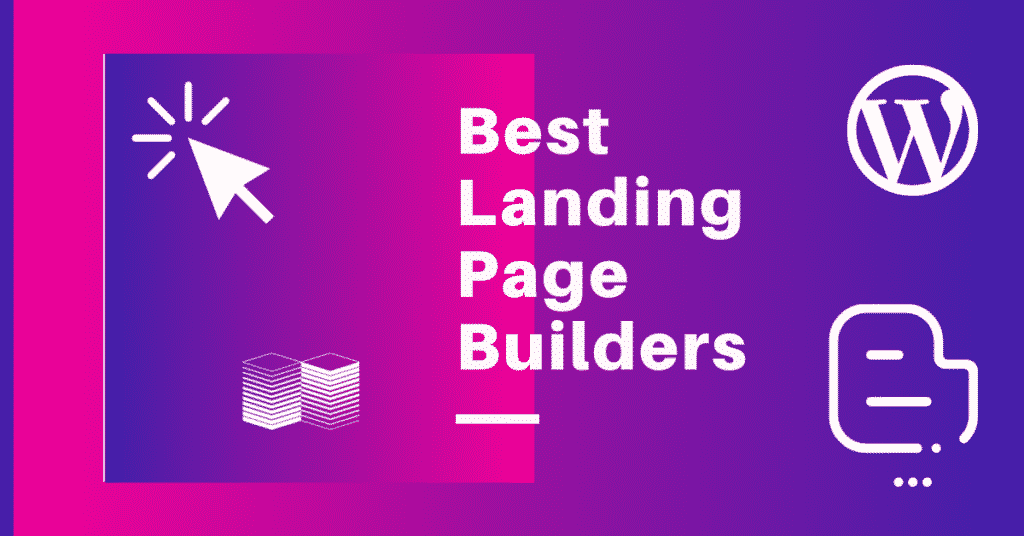 best landing page builders by content clerks