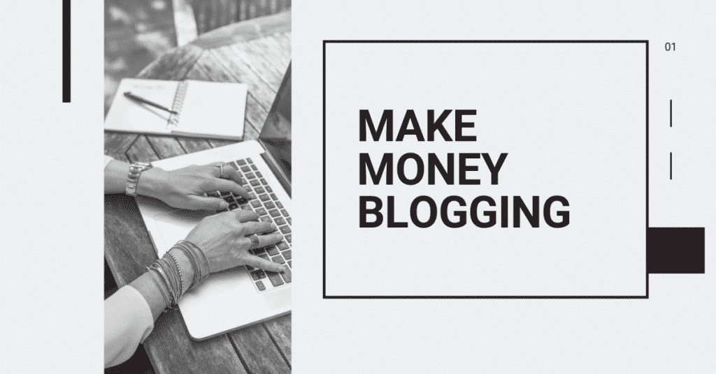 How to make money from your blog by content clerks