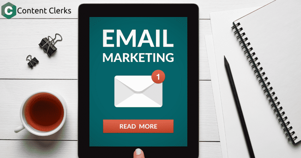 advanatages and disadvantages of email marketing
