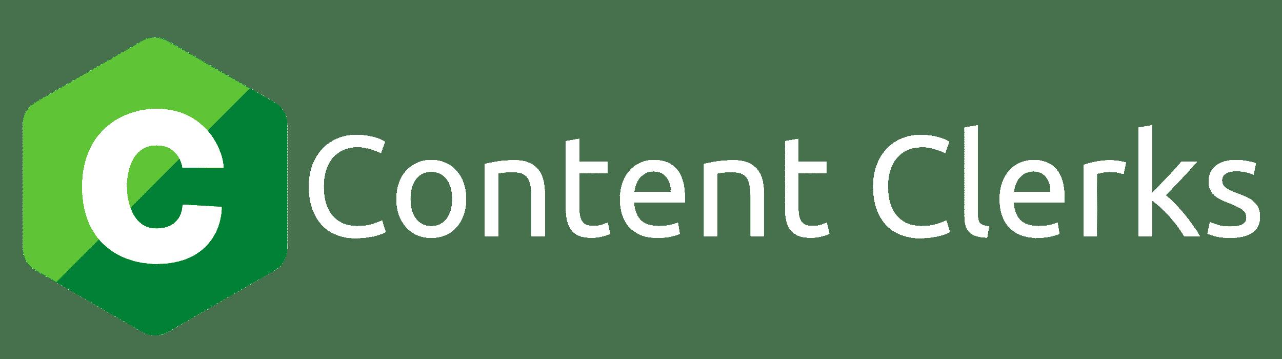 Content Clerks Logo