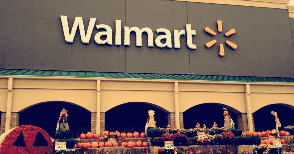 Walmart Store Frontside;Walmart Affiliate Program